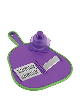 Kuhn Rikon Gemüseraspel Aubergine violett