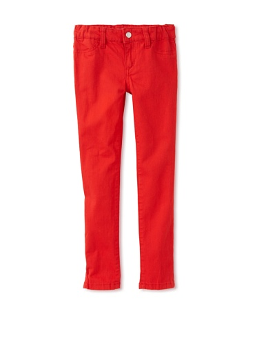 Joe's Jeans Girl's 2-6X Colored Jeggings (Red)