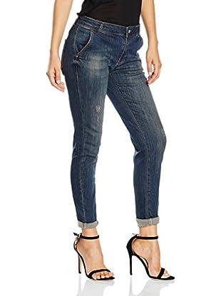Cortefiel Vaquero Boyfriend Dirty Jeans