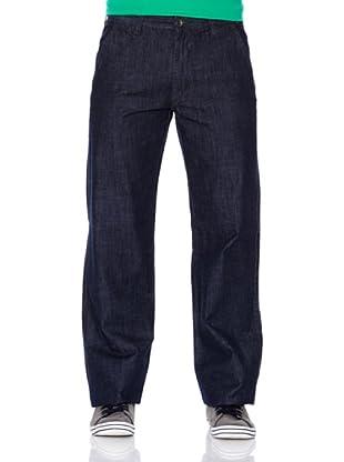 New Caro Pantalón Ring Cross (Azul Oscuro)