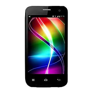 "Swipe Sonic EVDO(3G) (CDMA+GSM) 4""Inch Android 4.1 Jelly Bean Smartphone- Black"