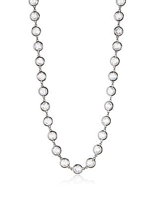 Belargo Bezel Set Wrap Necklace