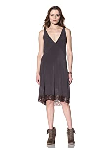 Diesel Black Gold Women's Detri Dress (Charcoal Grey)