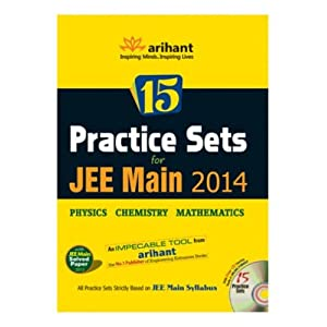 15 Practice Sets for JEE Main 2014