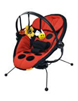 Combi Pod Bouncer Lady Bug