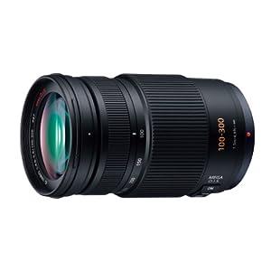 【クリックで詳細表示】Amazon.co.jp|Panasonic マイクロフォーサーズ用 100-300mm F4.0-5.6 望遠ズーム G VARIO MEGA O.I.S H-FS100300|カメラ通販