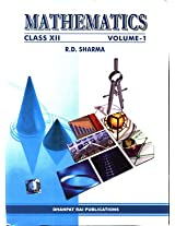 Mathematics - Class XII (Set of 2 Volumes)
