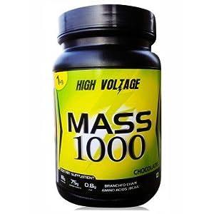 High Voltage Mass 1000 - Chocolate