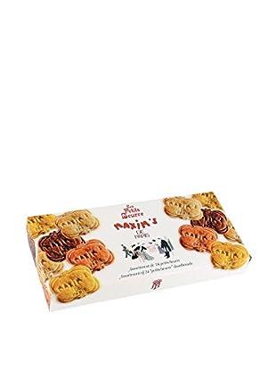 Maxim's de Paris Assortment of 24 Petits Beurre Shortbread Cookies