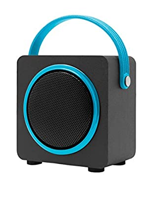 ZZ-UNOTEC Altavoz Bluetooth Njoy Azul