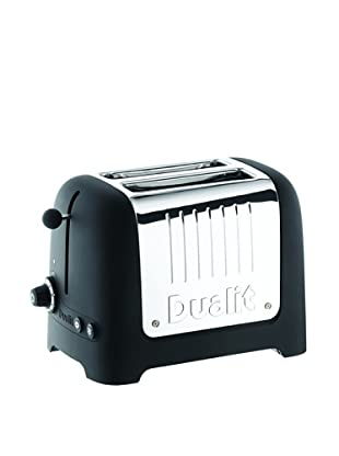 Dualit Soft Touch 2-Slice Toaster, Black
