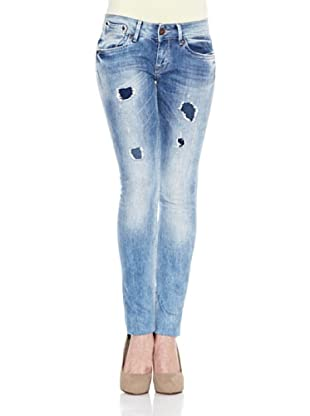 Pepe Jeans London Short Elora (Azul Denim)