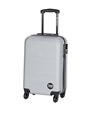 TRAVEL WORLD Hartschalen Trolley   50 cm