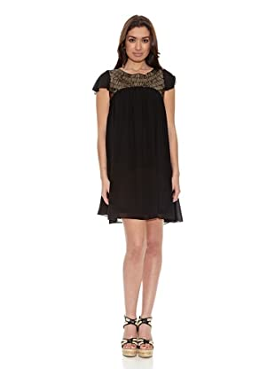 Sándalo Vestido Berta (Negro)