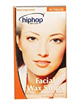 Hiphop Facial Wax Strip - Orange