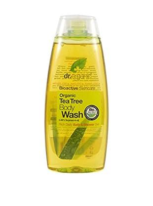 Dr Organic Gel Bagno Doccia Tea Tree 250 ml