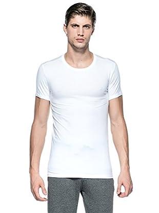 Versace Camiseta Girocollo (Blanco Óptico)