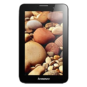 Lenovo A3000 Tablet (WiFi, 3G, Voice Calling), Black-Slate