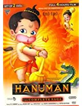 Hanuman: The Complete Saga