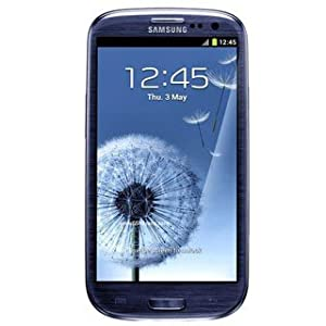 """Black & Blue Hard Case Shockproof Mobile Phone Case OutterBox Cover For Samsung Galaxy S3 / SIII with free """"Screen Protector"""""""