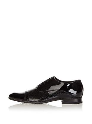 Galax Zapatos Nils (Negro Charol)