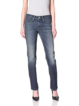 Levi's Made & Crafted Women's Flute Straight Leg Jean (Marina)