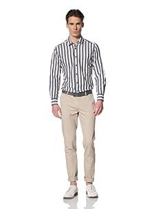 Brent Wilson The Basics Men's Tailored Chino (Taupe)