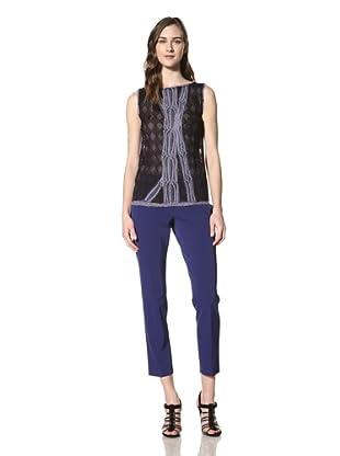 designer look shades of blue mode trends beauty. Black Bedroom Furniture Sets. Home Design Ideas
