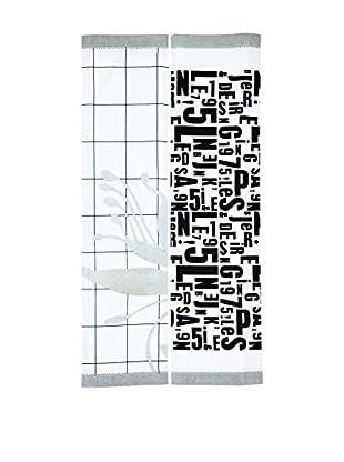 Lene Bjerre Signature 2-Piece Kitchen Towel Set