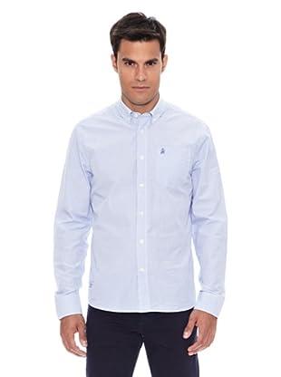 Pepe Jeans London Camisa Westminster (Azul)