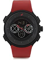 FASTRACK ANALOG DIGITAL WATACH 38013PP02J