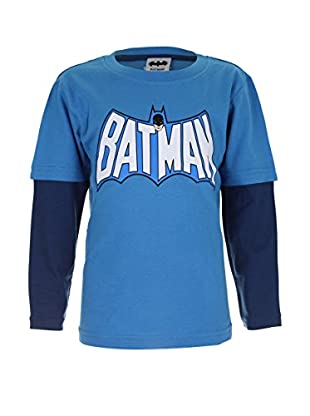 DC Comics Longsleeve Batman Retro Logo