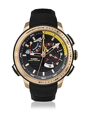 TIMEX Reloj de cuarzo Man Intelligent Yacht Racer Negro 47 mm