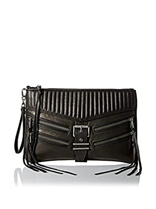 Ash Women's Trix Clutch, Black