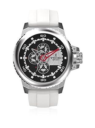 Timecode Reloj de cuarzo Man Www 1991 Blanco 49 mm