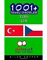 1001+ Basic Phrases Turkish - Czech