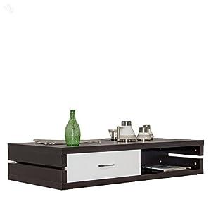 Style Spa Coffee Table Cobi with Dark Finish - Apollo