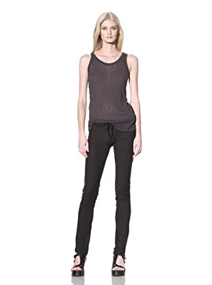 Ann Demeulemeester Women's Leggings (Black)
