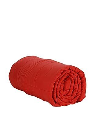 Mantas Mora Nórdico Fibra Combi 150 g (Rojo)