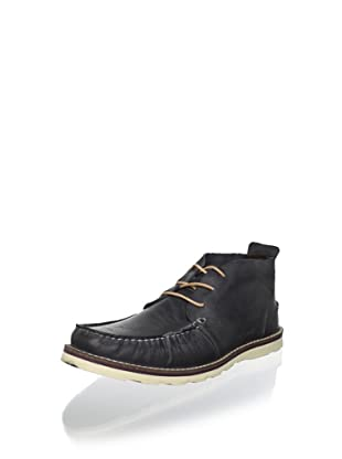 Kenneth Cole REACTION Men's Face Facts Chukka Boot (Black)