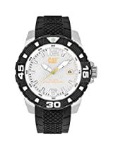 Caterpillar Analogue Silver Men's Watch - PT.141.21.232
