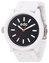 edc by esprit Women's EE100482008 Summer Startlet Midnight Black Watch