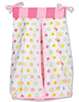 Trend Lab Dr. Seuss Diaper Stacker, Oh! the Places You'll Go! Pink