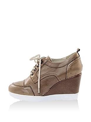 Paola Ferri Sneaker Zeppa 2491