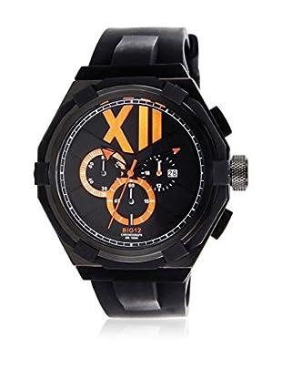 JetSet Uhr mit japanischem Quarzuhrwerk Man 50 mm