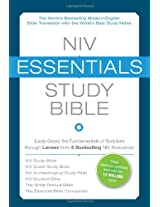 NIV Essentials Study Bible: Easily Grasp the Fundamentals of Scripture Through Lenses from 6 Bestselling NIV Resources