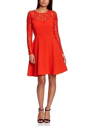 Louche Vestido  Alcinia (Rojo)