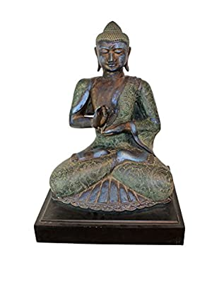 Asian Loft Bronze Buddha