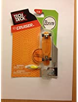 "2013 Tech Deck Penny Australia ""Orange "" 7/8 Finger Board TD Cruiser"