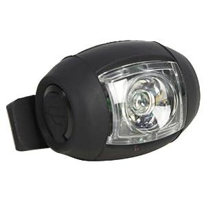 Btwin Vioo-USB-Rear Light For Cycling-Black